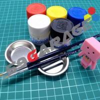 Beginner paket acrysion - Model Kit Gundam paint