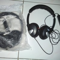 HEADPHONE/EARPHONE GARUDA INDONESIA ORIGINAL