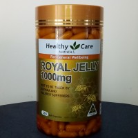 Healthy Care Royal Jelly 1000mg isi 365 kapsul
