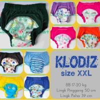 Jual [Isi 2] Klodiz XXL Training Pants/ Celana Dalam Latihan Pipis Anak Murah