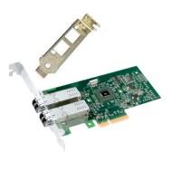 INTEL EXPI9402PF 2 GIGABIT FIBER SERVER PCI EXPRESS 2X LC MULTIMODE