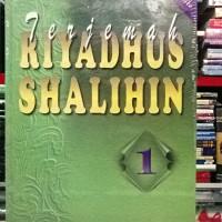 BUKU TERJEMAH RIYADHUS SHALIHIN JILID 1 DAN 2 DRS MUSLICH SHABIR TOHA