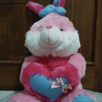 Jual Boneka Cuddle Rabbit & bear Murah