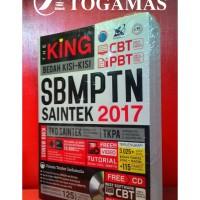 THE KING BEDAH KISI-KISI SBMPTN SAINTEK 2017 + CD (FORUM TENTOR IND)