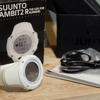 Jam Tangan Suunto Ambit2 R For Runners White Original