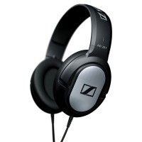 Sennheiser HD 201 Professional Headphones - Black