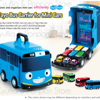 Jual Tayo the Little Bus Carrier Box for Tayo Cars ICONIX Murah