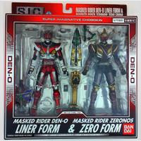 SIC masked rider Den-o / den o Liner form & Zero form