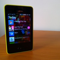 Nokia Asha 501 (New) Garansi 1th