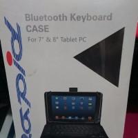RAPID BLUETOOTH KEYBOARD CASE FOR 7 inch / 8 inch TABLET PC LarisJaya