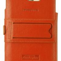 Flip Cover for Samsung Galaxy Note 1, Lamborghini Edition . LarisJaya