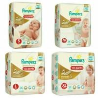 harga Diaper Bayi PAMPERS Premium Care Active Baby Pants S,M,L,XL Tokopedia.com