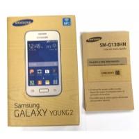 HP Samsung Galaxy Young 2 SEIN BNIB New Handphone Dual  (Gs)