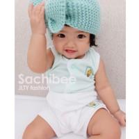 Harga Baju anak bayi lengan kutung sachibee baby and kids no 16 | WIKIPRICE INDONESIA