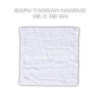 Harga Sapu Tangan Handuk Mutia Sapu Tangan Putih Washlap Bayi Baby | WIKIPRICE INDONESIA