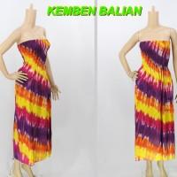 BAJU SANTAI DRESS BALIAN MODEL KEMBEN