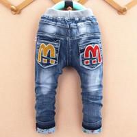 Celana Jeans 07-364 Celana Panjang Jeans Import Murah Anak Laki-