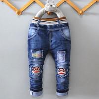 Celana Jeans Anak Laki-laki Paul Frank 01