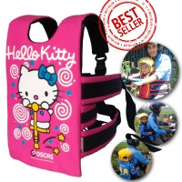 Jual Sabuk Bonceng Anak,Sabuk Bonceng Motor - Hello Kitty - Grts Goodie Bag Murah