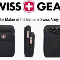 Tas Gunung pinggang carabiner tactical army import case hp 4 4,5 inch