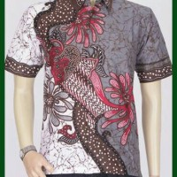 Jual Pakaian Batik Pria | Baju Batik Modern | Kemeja Batik 14 Murah