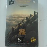 5 cm (cover film) | Donny Dhirgantoro (novel)