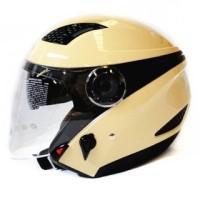harga Helm Zeus 610 Replika Nolan - Ivory Cream Tokopedia.com