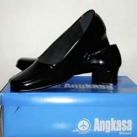 Jual Sepatu PDH Dinas kotak hak 3cm wanita TNI/Polri Pns Murah