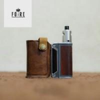 Leather case Mod Therion, Finder - vape case