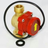 harga water flow switch 1/2