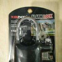 Gembok Alarm Anti maling Kinbar