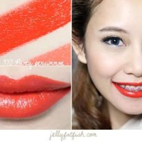 WET N WILD MEGALAST LIPSTICK PURTY PERSIMMON