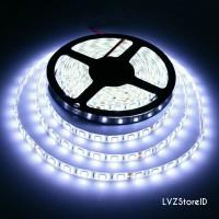 Jual LED STRIP SMD 5050 IP44 GEL SMD 300 LED FLEKSIBEL 5 METER PUTIH Murah