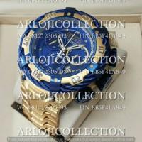 INVICTA RESERVE GOLD BLUE GRADEE AAA FOR MAN - ARLOJICOLLECTION