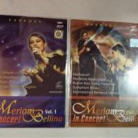 vcd karaoke meriam belina vol 1 dan2 original