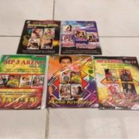 MP3 lagu dangdut melayu indonesia original 5disc