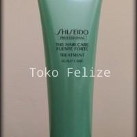 Jual Shiseido Fuente Forte Scalp Treatment 250 gr Murah