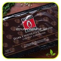 Cokelat Tulip Master Baker Dark Chocolate Compound Coklat Batang 1 kg