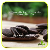 Chocolate Couverture Coklat Tulip Dark Easimelt Hestia Cocoa 250gr