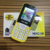HP NEXCOM PAPAYA BIG SPEAKER DUAL SIM 1.8