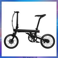 harga Xiaomi QiCycle Sepeda Elektrik Lipat Smart Bicycle - Black Tokopedia.com