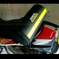 Tabung / Tas Jas Hujan Motor JK - SPEED KECIL ( JK-SPEED KECIL )