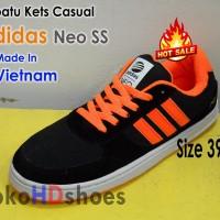 Sepatu Kets Casual Adidas Neo Vietnam u. Kuliah, Sekolah, jalan,Joging
