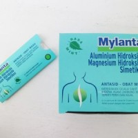Mylanta obat maag strip