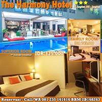Voucher Hotel The Harmony Legian Bali