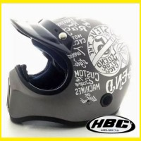 harga Helm Cakil Steve Legend Grey Tokopedia.com