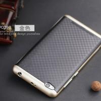 harga Case ORIGINAL IPAKY Xiaomi Redmi 4A Soft Carbon + Bumper Frame Hard Tokopedia.com