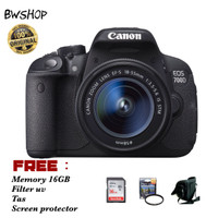 Canon Eos 700D Kit 18-55 F / 3.5-5.6 IS STM