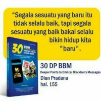 buku 30 dp bbm