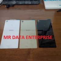 Backdoor Backcover Tutup Casing Belakang Adhesive Tape Sony Xperia Z3